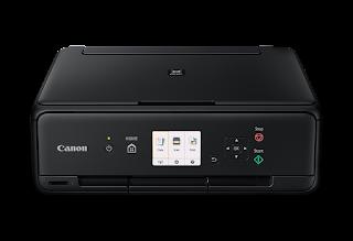 Canon Pixma TS5060 driver download Mac, Windows, Linux