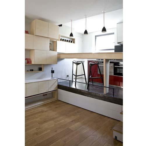 Come arredare una casa di 16 mq a parigi arredamento facile - Arredare bagno 4 mq ...
