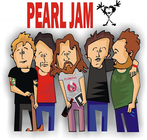 Su Compa 241 Era Legenda Da M 250 Sica Black From Pearl Jam