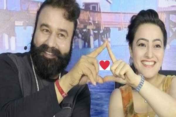 baba-ram-rahim-and-honeypreet-meet-also-in-mumbai-flat