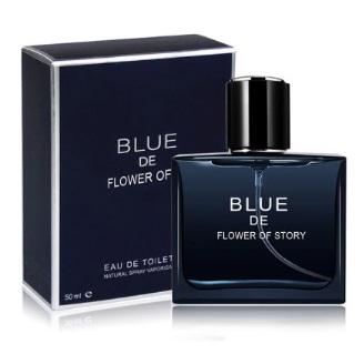 Experimente Gratuitamente Fragrância Blue de Flower Of Story