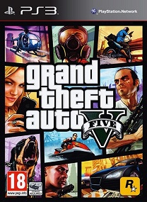 Grand Theft Auto V PS3-DUPLEX