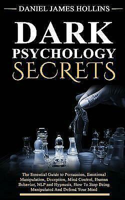 Dark Psychology Secret (⭐2020DIGITAL⭐)✳️P.D.F✳️