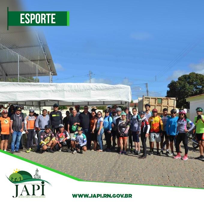 Prefeitura de Japi usa esporte para celebrar o Dia dos Pais