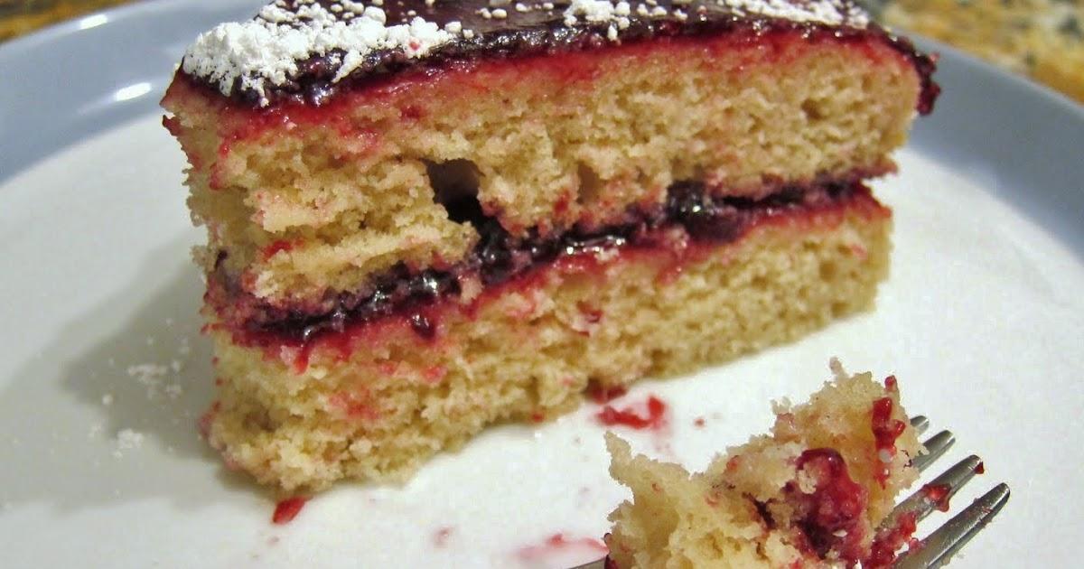 Vegan Jelly Cake Recipe