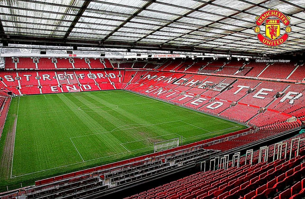 Old Trafford Stadium Manchester United Wallpapers Hd Background Wallpaper Gallery
