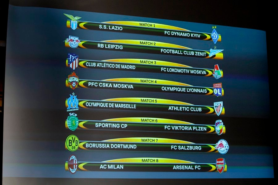 europa league draw - photo #7