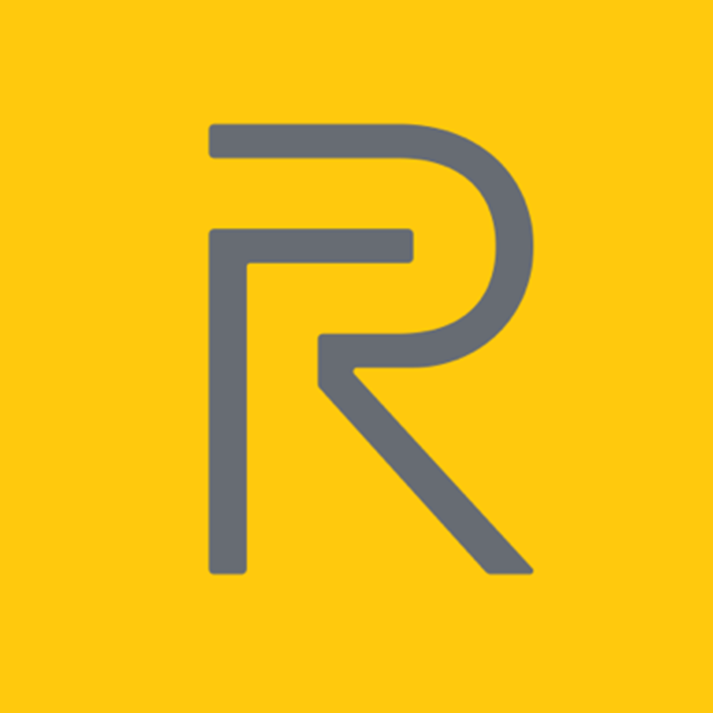 The new logo of Realme
