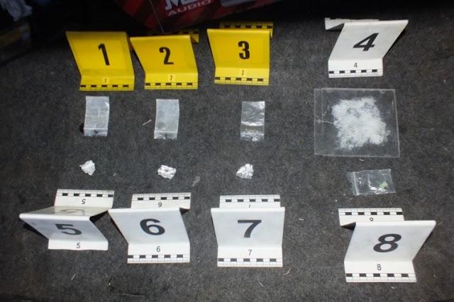 Pozitív lett a sofőr kábítószergyorstesztje, az egri nyomozók eljárást indítottak vele szemben