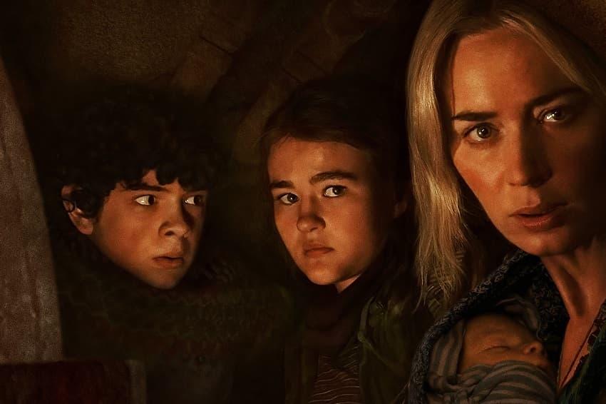 Paramount показала финальный трейлер фильма ужасов «Тихое место 2»