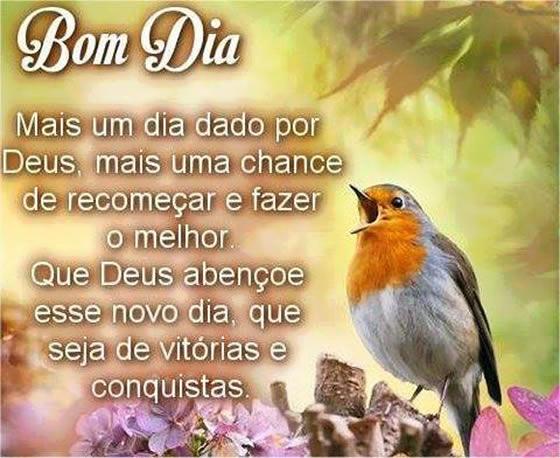 Alegre Bom Dia: Bom Dia E Esperança Posts Para Facebook