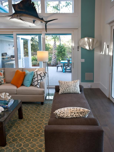 2013 HGTV Smart Home : Living Room Pictures