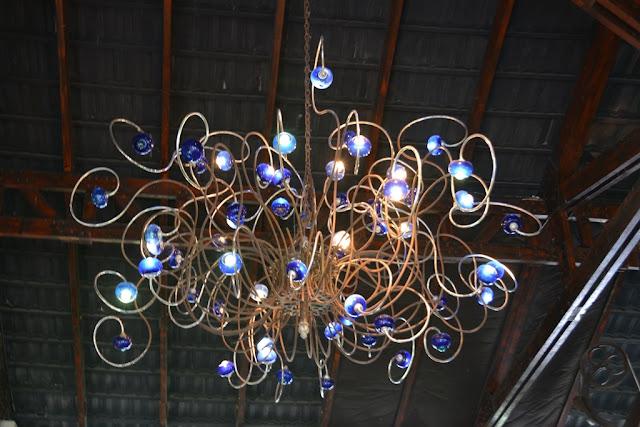 Indigo Pearl Phuket chandelier