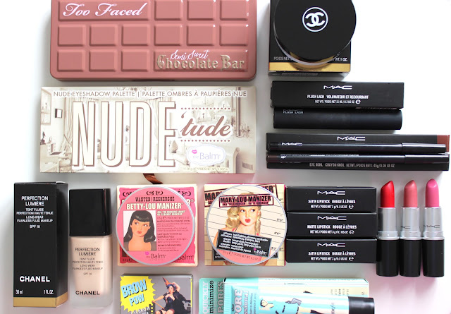 HAUL_:_Mac_,_Sephora_,_The Balm_,_Benefit_y_Chanel_The_Pink_Graff_01