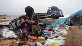نظام الأسد يطالب مدنيي إدلب وريف حلب الغربي بالمغادرة