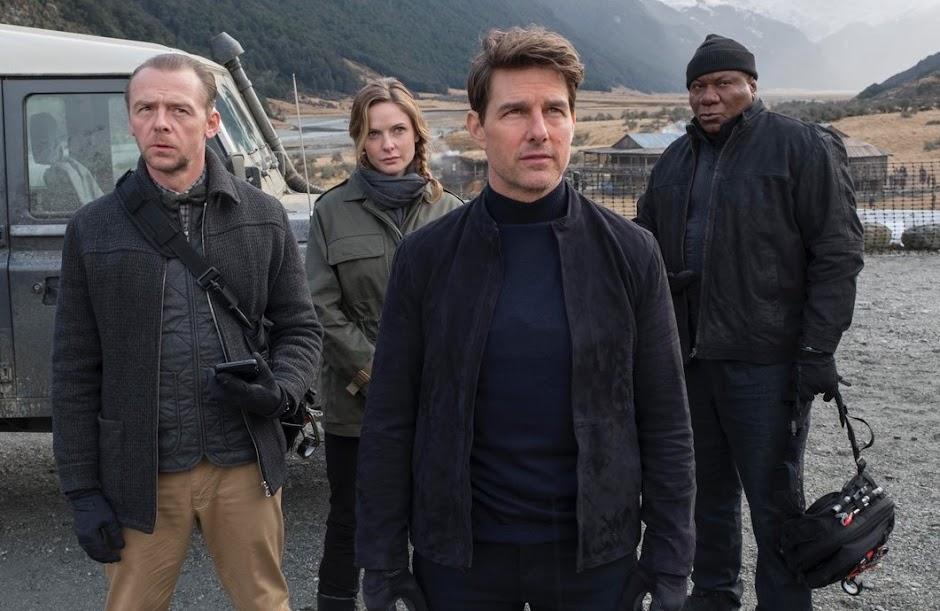 """Foto do elenco de """"Missão: Impossível 6"""" anuncia o fim das filmagens na Nova Zelândia"""