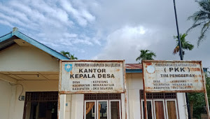 Penerima BLT Desa Kepayang Perangkat Desa Pungut Rp.50000/Orang