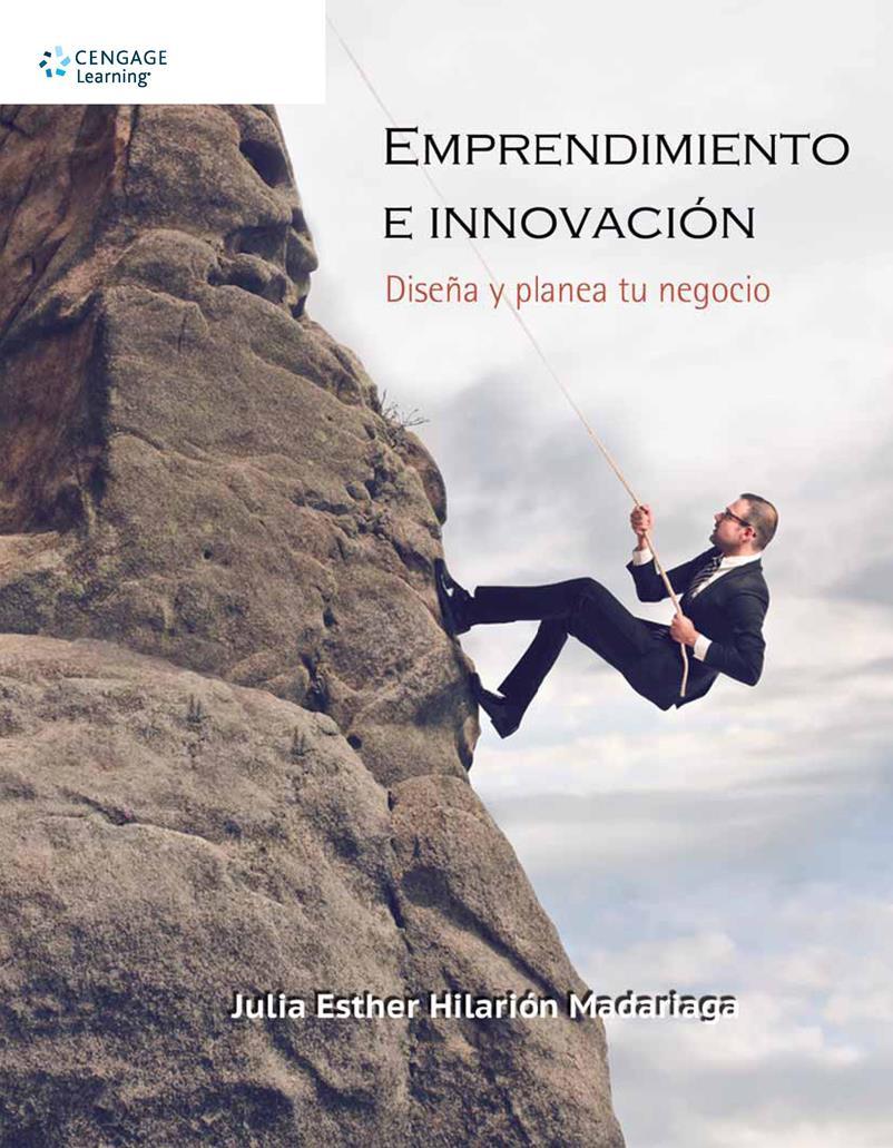 Emprendimiento e innovación – Julia Esther Hilarión Madariaga