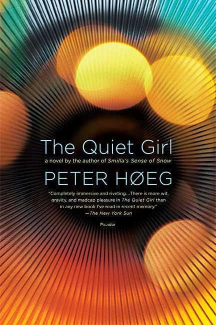 Literatuur Peter H 248 Eg The Quiet Girl Picador 2006 border=