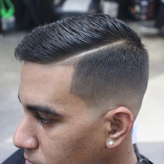 nuovi tagli capelli corti uomo