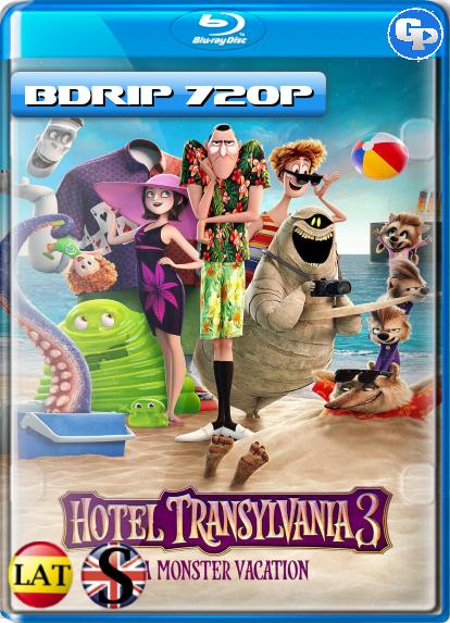 Hotel Transilvania 3: Unas Vacaciones Monstruosas (2018) BDRIP 720P LATINO/INGLES