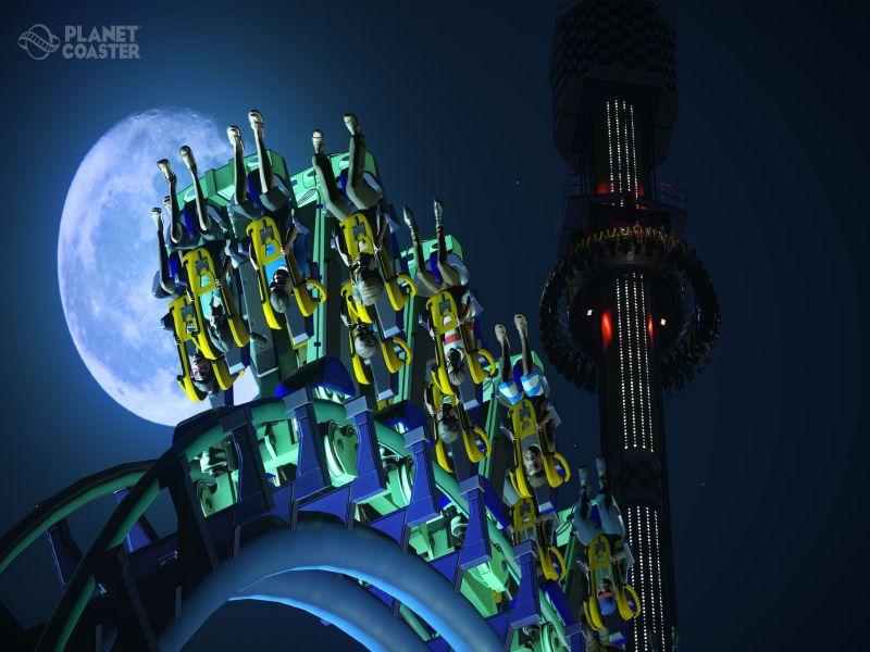Download Planet Coaster Game Setup Exe