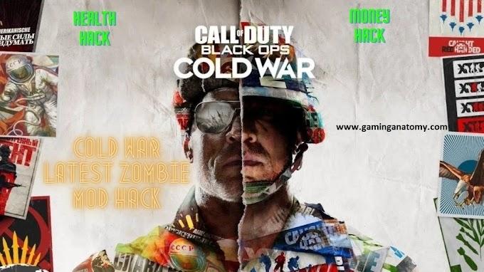 Cold war hack, COD Zombies hack, Infinite money, Infinite ammo, Health hack, Latest