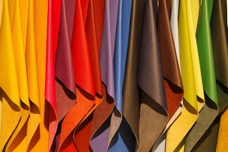 Types of Leather and Its Finishing Methods