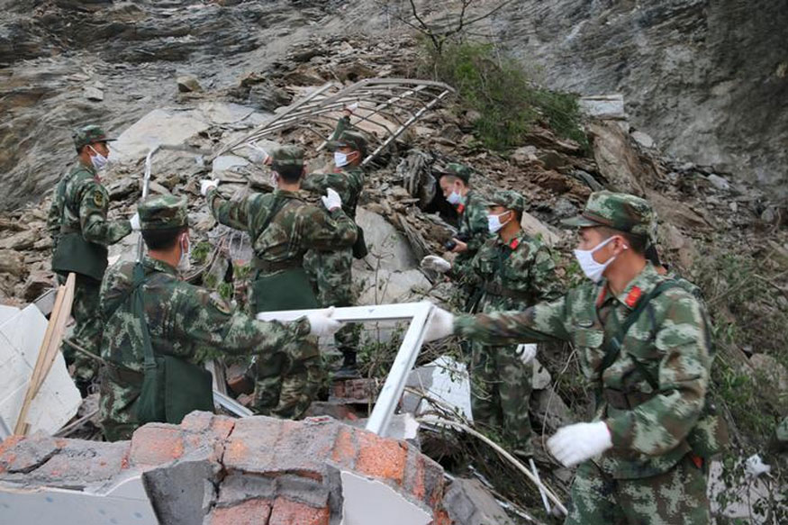 Around 100 People Feared Buried in China Landslide: State Media