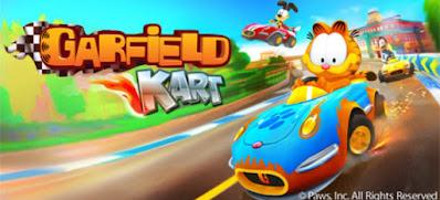 Download Game Garfield Kart PC