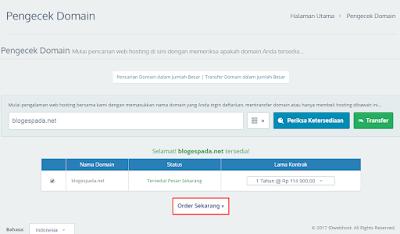 Cara Membeli Domain TLD di IDwebhost Lengkap 24
