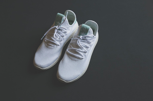 White Gym Trainers