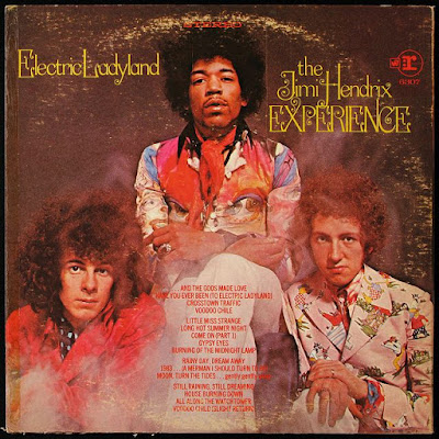 ItsNotYouItsMe Media Salutes Jimi Hendrix's Opus Album 'Electric Ladyland' Unleashed October Of 1970!