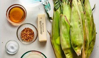 Hot Honey Butter Bath Corn
