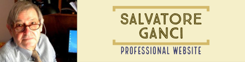 Salvatore Ganci - Professional Website