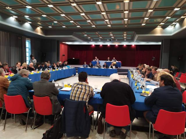 Έξι παρατάξεις του Περιφερειακού Συμβουλίου καταγγέλλουν τον Νίκα για αντιθεσμική συμπεριφορά