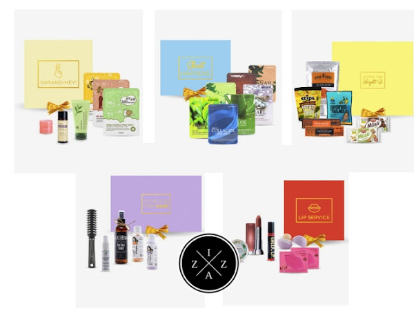 New BeautyMNL Christmas Box Sets