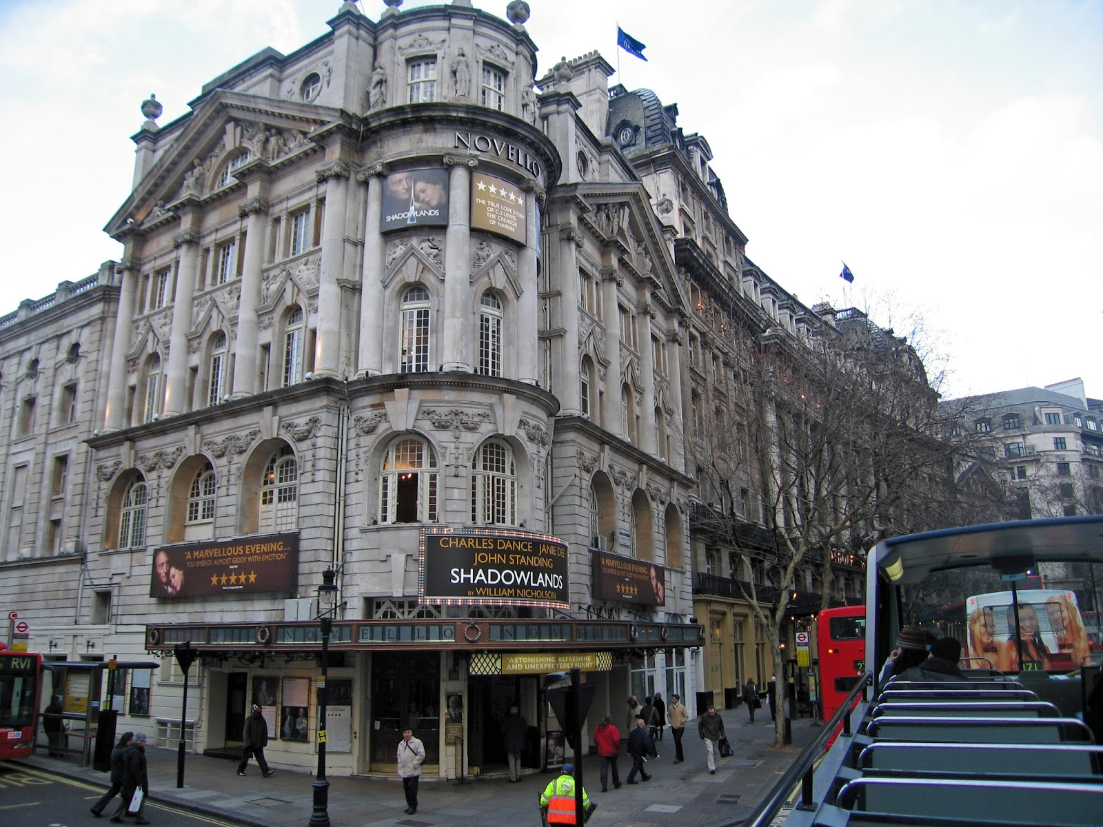Novello Theatre Box Office London Offers Tickets For Mamma MiaThe Is A West End On Aldwych In The City Of Westminster
