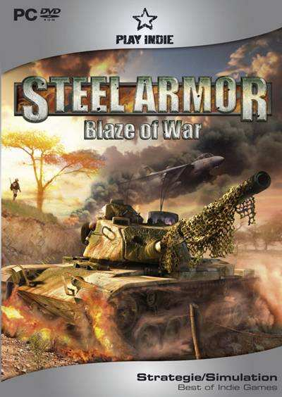 Steel Armor Blaze Of War 2011 PC Full Ingles ISO Fightclub