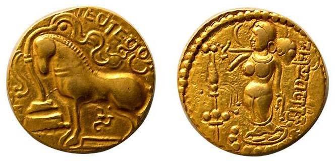 चन्द्रगुप्त द्वितीय अथवा विक्रमादित्य (375 ई.-414 ई़.)