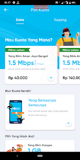 Internet Unlimited Telkomsel Termurah