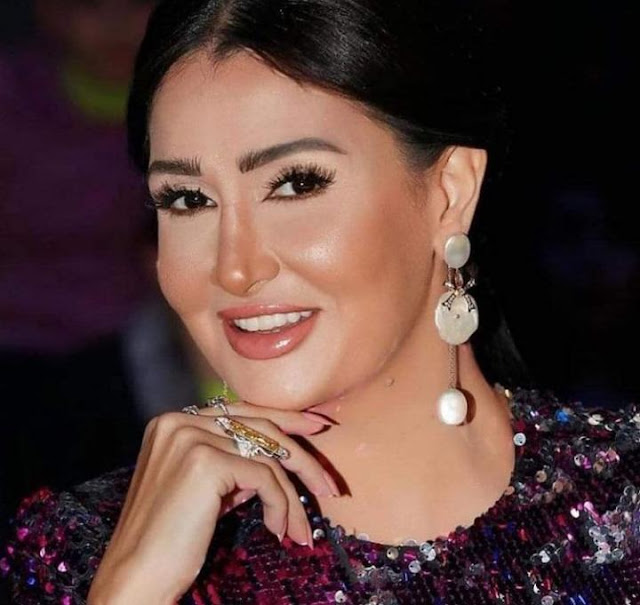 غادة عبد الرازق تهنئ ابنتها بمناسبة عيد ميلادها