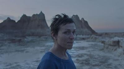 A Duas Semanas dos Óscares, Nomadland Triunfa Nos BAFTA e Nos Prémios do Sindicato de Realizadores