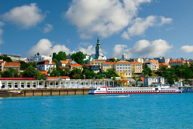 Croatia, Serbia, Hungary