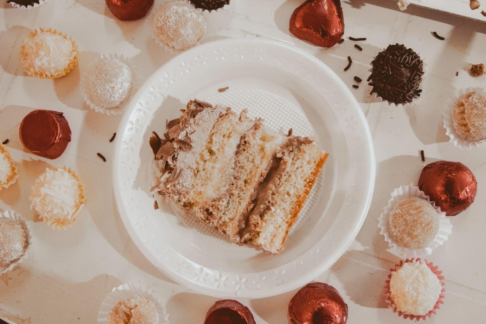 SNAPSHOTS #2 pedaço bolo aniversário