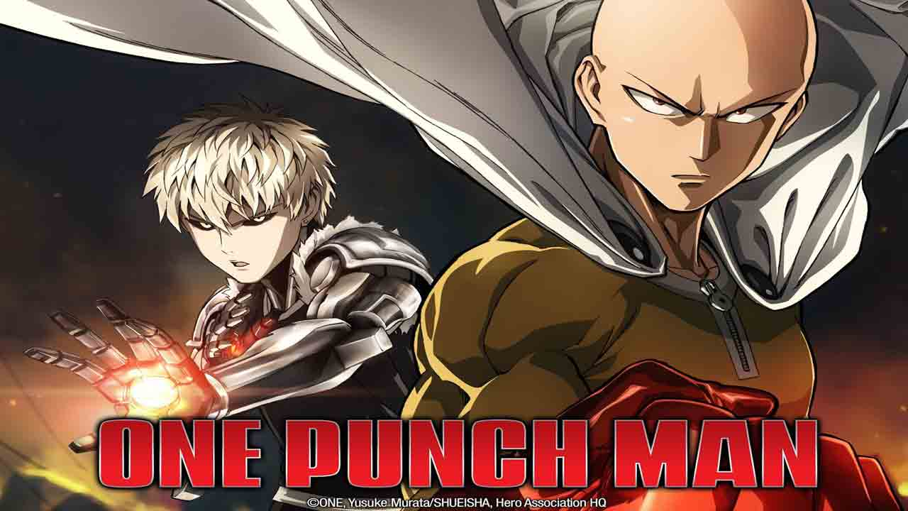 One Punch Man BD (Episode 01 – 12) Subtitle Indonesia + Special