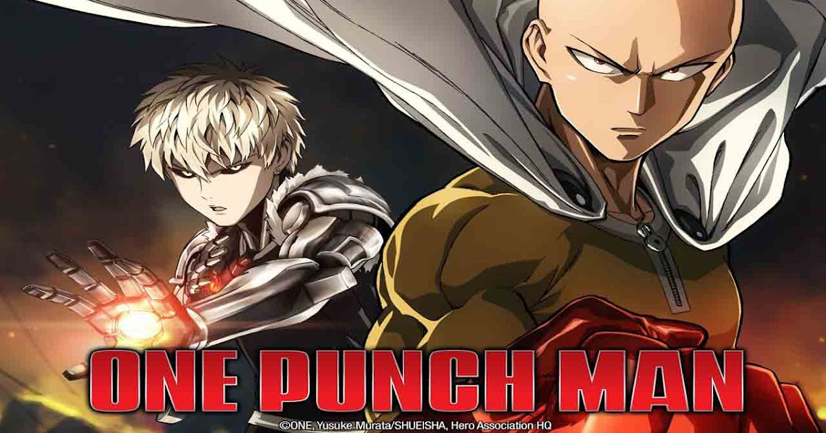 One Punch Man BD (Episode 01 - 12) Subtitle Indonesia