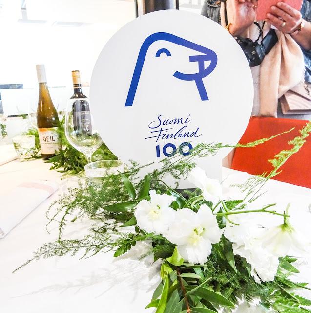 PING Helsinki, Silja Line, suomi 100 vuotta, kesälounas