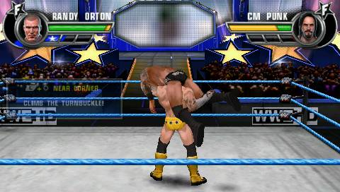 WWE Smackdown vs RAW 2010 screenshot 3
