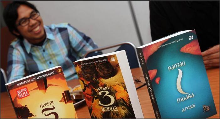 """Ini Tips Menulis dari Ahmad Fuadi, Penulis Novel """"Negeri 5 Menara"""""""